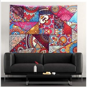 Other - NWT Vibrant Wall Tapestry